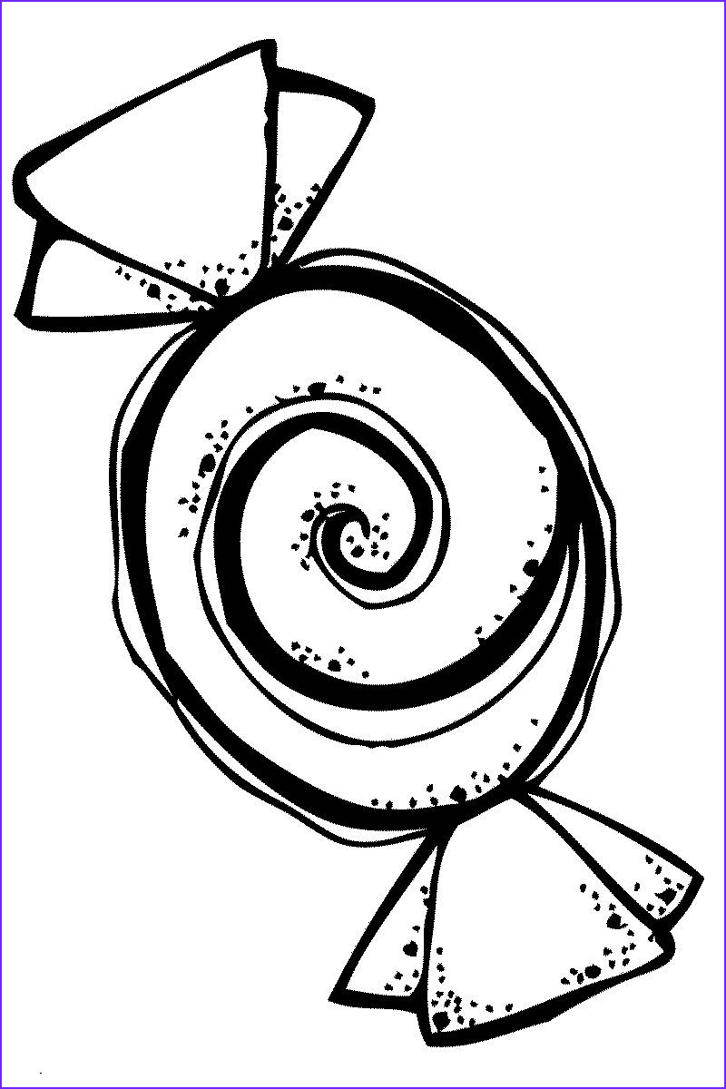 Sweets Coloring Pages Luxury Gallery Sweets Coloring Pages for Childrens Printable for Free