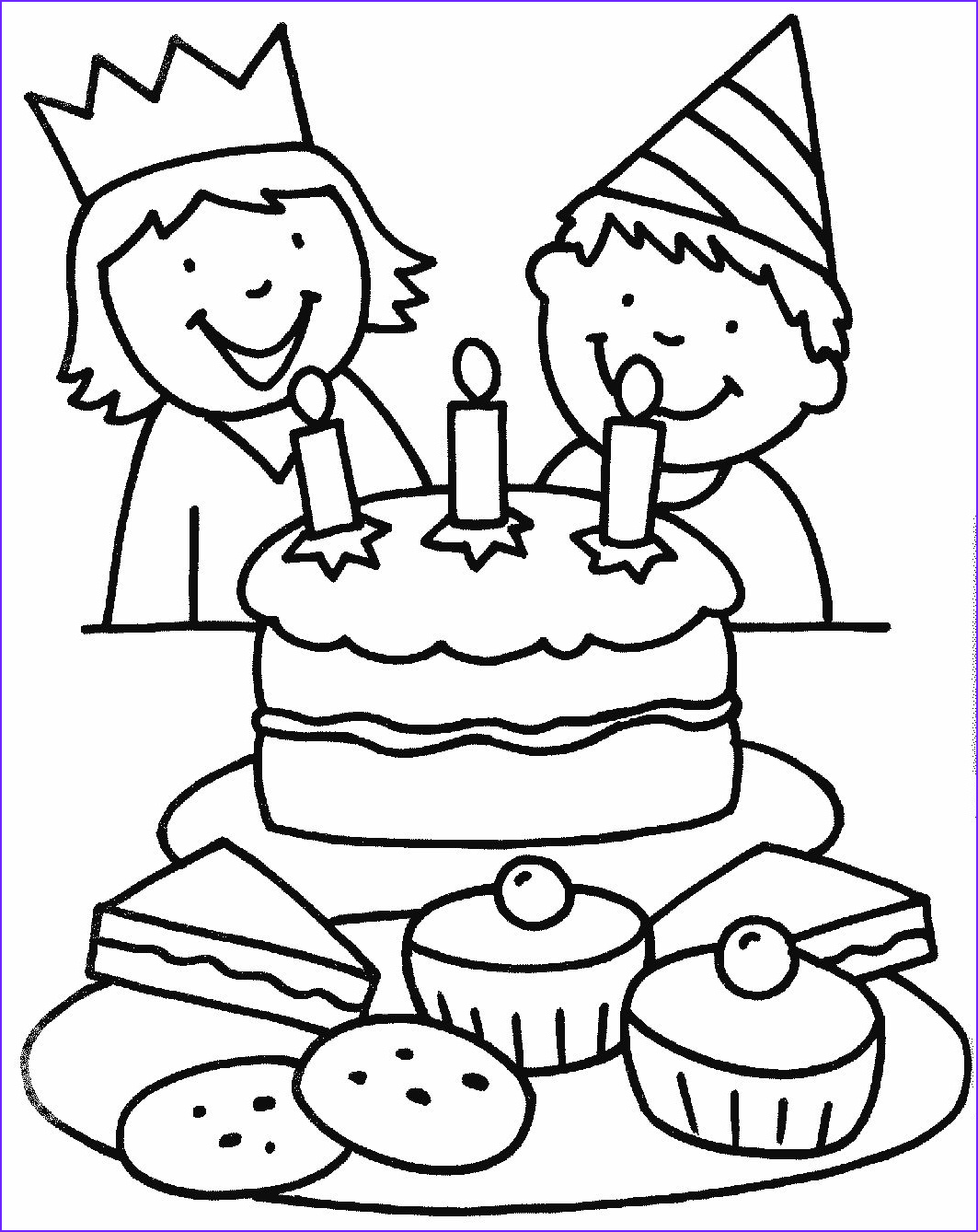 Sweets Coloring Pages New Photography Sweets Coloring Pages for Childrens Printable for Free