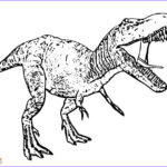 T Rex Coloring Pages Awesome Stock T Rex Coloring Pages Free Printable For Coloring