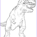 T Rex Coloring Pages Best Of Collection Print & Download Dinosaur T Rex Coloring Pages For Kids