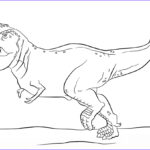 T Rex Coloring Pages Cool Collection Jurassic Park T Rex Coloring Pages To Print Coloring For