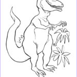 T Rex Coloring Pages New Image Print & Download Dinosaur T Rex Coloring Pages For Kids