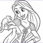 Tangled Coloring Books Luxury Photos Rainbow Learning Colors By Coloring Disney Tangled Baby