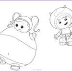 Team Umizoomi Coloring Pages Beautiful Collection Free Printable Team Umizoomi Coloring Pages For Kids