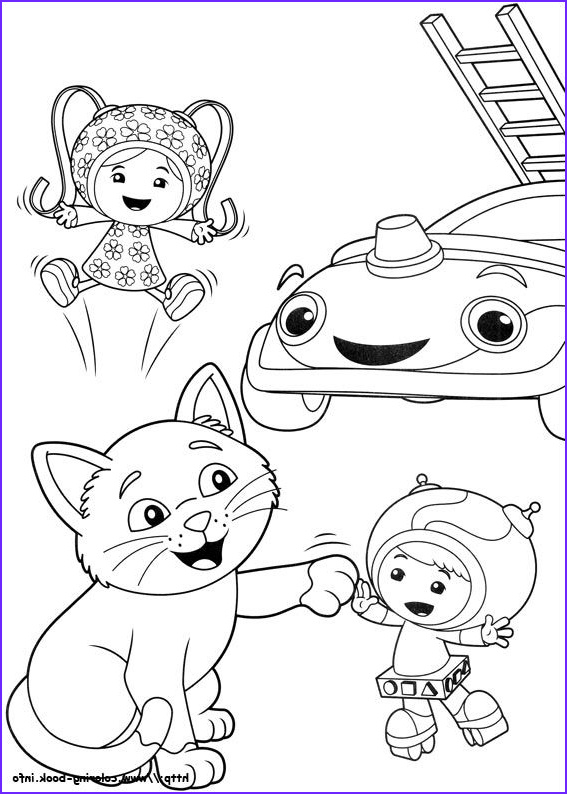 Team Umizoomi Coloring Pages Cool Image 1000 Images About Umizoomi On Pinterest
