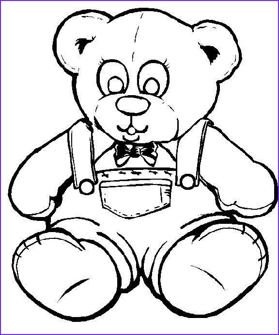 Teddy Bear Coloring Pages Cool Photos 62 Best Teddy Bears Images On Pinterest