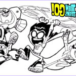 Teen Titans Coloring Pages Awesome Stock Teen Titans Go Coloring Pages