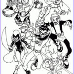 Teen Titans Coloring Pages Cool Photos Free Teen Titans Printable Coloring Page