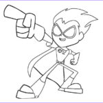 Teen Titans Coloring Pages New Images Teen Titans Go Coloring Pages Robin