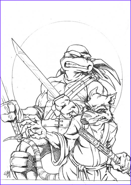 Teenage Mutant Ninja Turtles Coloring Page Awesome Photos Teenage Mutant Ninja Turtles Printable Coloring Pages