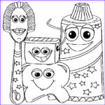 Teeth Coloring Pages Beautiful Collection Dentist Coloring Pages Bestofcoloring