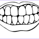 Teeth Coloring Pages Unique Gallery Picture Of Healthty Teeth In Dental Health Coloring Page