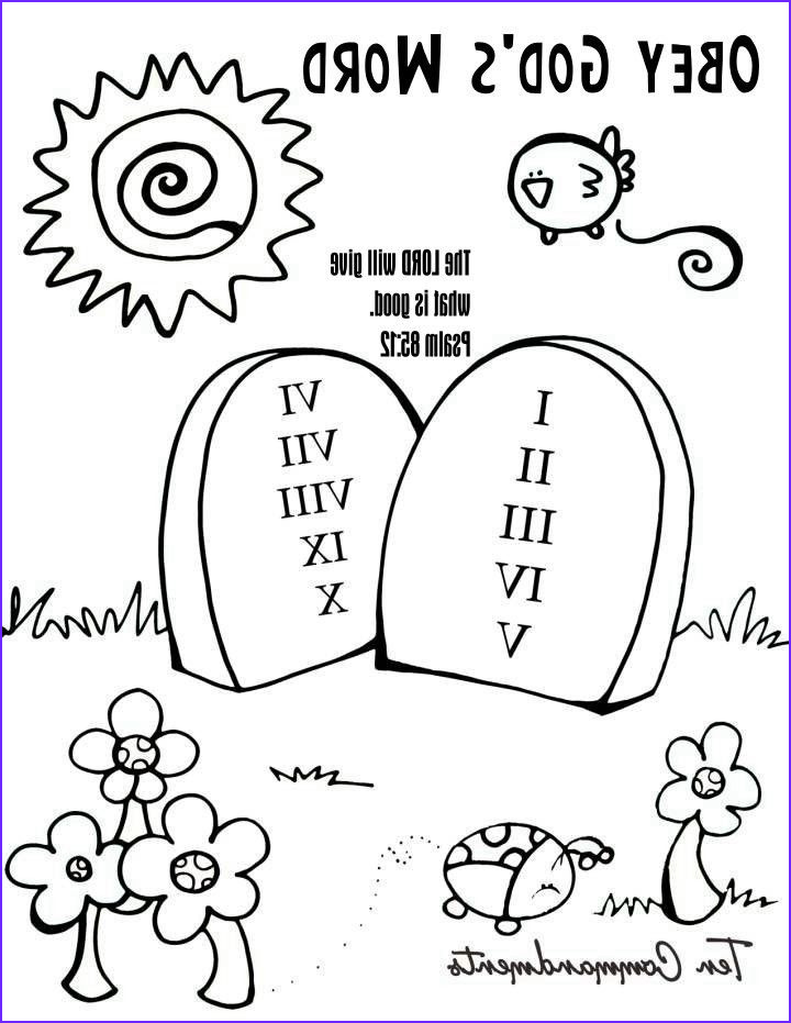 Ten Commandments Coloring Pages for Preschoolers Beautiful Collection Pin by Lindsey Peper Sanders On Sunday School