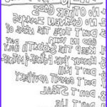 Ten Commandments Coloring Pages For Preschoolers Beautiful Stock Coloring Page 10 Plagues Pesach Pinterest