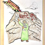 Ten Commandments Coloring Pages For Preschoolers Best Of Collection 10 Mandments Coloring Page – Children S Ministry Deals