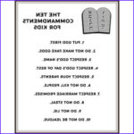 """Ten Commandments Coloring Pages For Preschoolers New Gallery Printable """"ten Mandments For Kids"""" — Ministry To"""