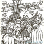 Thanksgiving Coloring Pages For Adults Cool Collection 40 Best Adult Color Pages Images On Pinterest