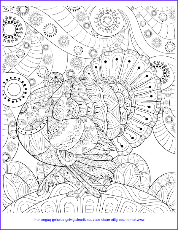 Thanksgiving Coloring Pages for Adults Elegant Gallery 30 Thanksgiving Coloring Pages Free Printables