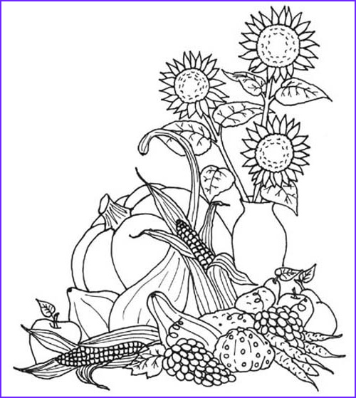 Thanksgiving Coloring Pages for Adults Elegant Image Thanksgiving Coloring Pages Allkidsnetwork