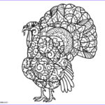Thanksgiving Coloring Pages For Adults Inspirational Gallery Free Printable Turkey Coloring Pages For Kids
