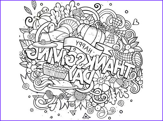 23 free thanksgiving coloring pages and