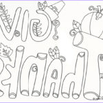Thanksgiving Coloring Sheets Unique Stock Thanksgiving Coloring Pages Doodle Art Alley