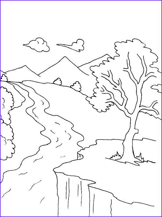 The Art Of Nature Coloring Book Luxury Photos River Coloring Page Coloring Pages