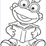 The Coloring Book Beautiful Stock Muppets Coloring Pages