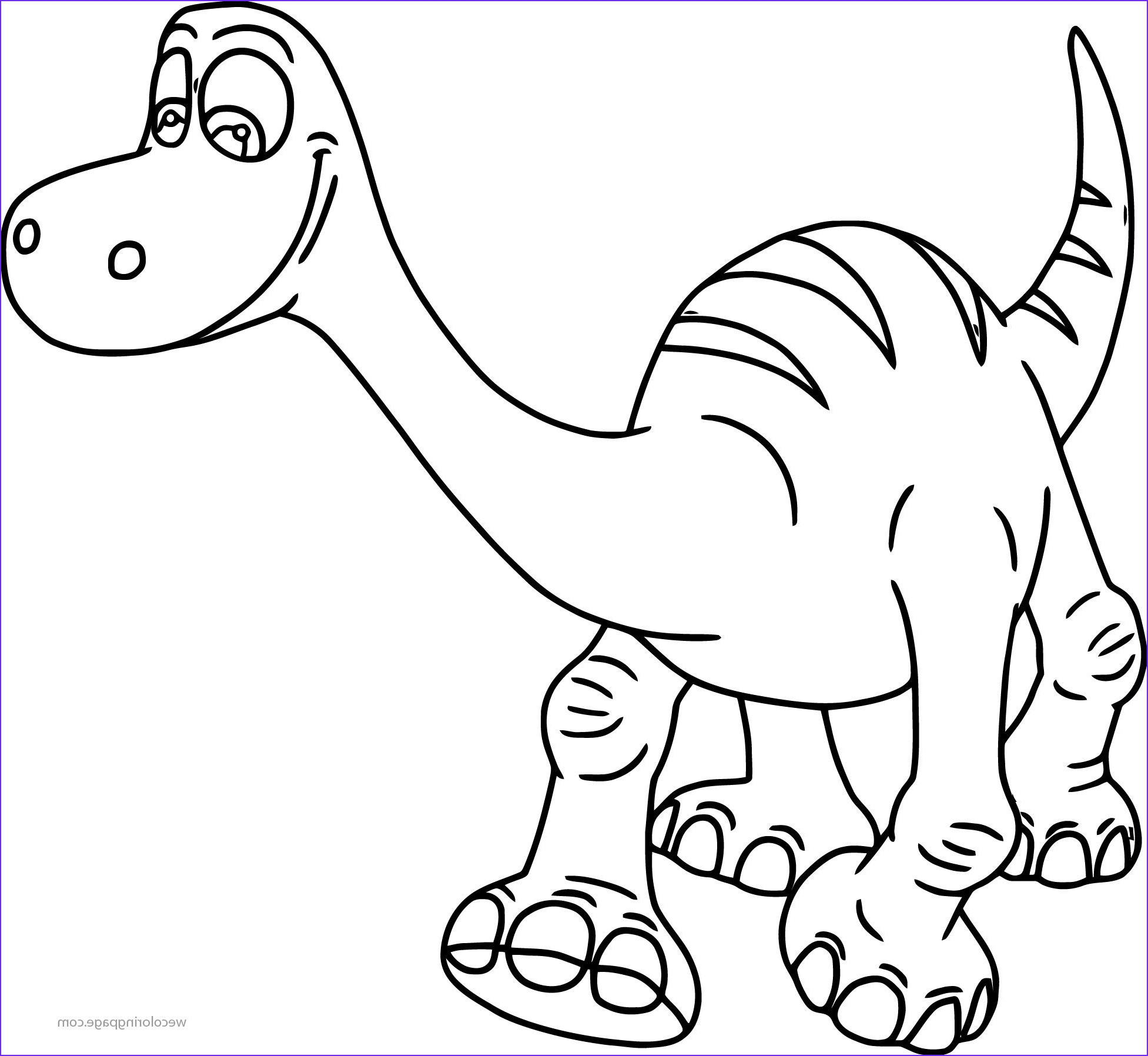 The Good Dinosaur Coloring Pages Beautiful Gallery the Good Dinosaur Disney Coloring Pages