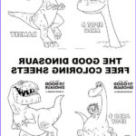 The Good Dinosaur Coloring Pages Best Of Images the Good Dinosaur Free Coloring Sheets