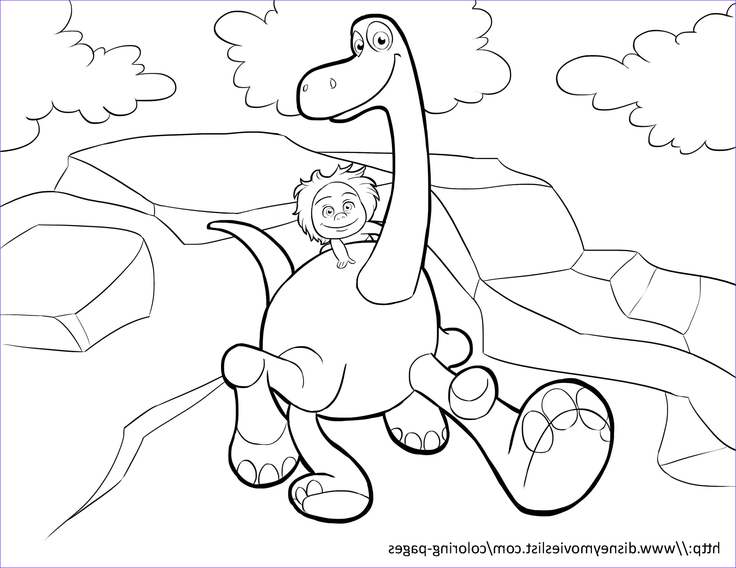 The Good Dinosaur Coloring Pages Cool Stock Disney S the Good Dinosaur Coloring Pages Sheet Free