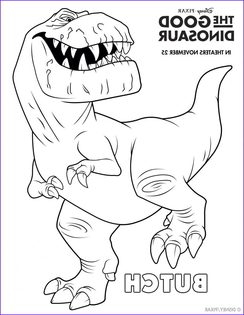 The Good Dinosaur Coloring Pages New Photography the Good Dinosaur Coloring Pages Gooddino