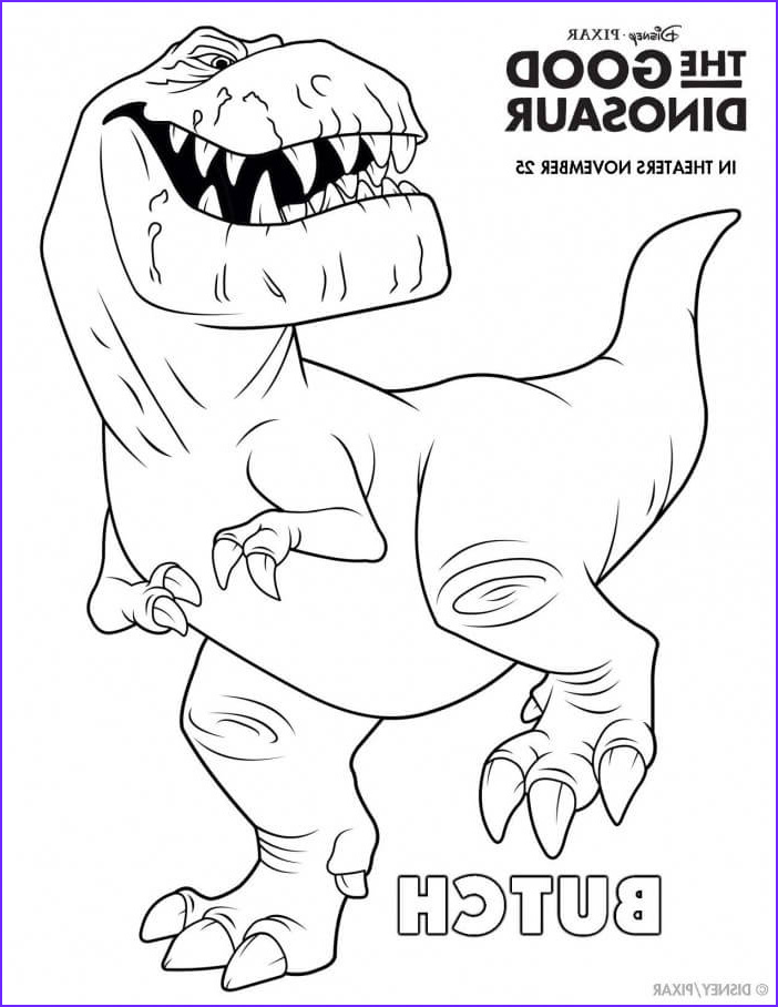 The Good Dinosaur Coloring Pages Unique Image the Good Dinosaur Coloring Sheets Highlights Along the Way