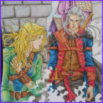 The Throne Of Glass Coloring Book Best Of Photography Dorian And Sorscha Throne Of Glass Colouring Book