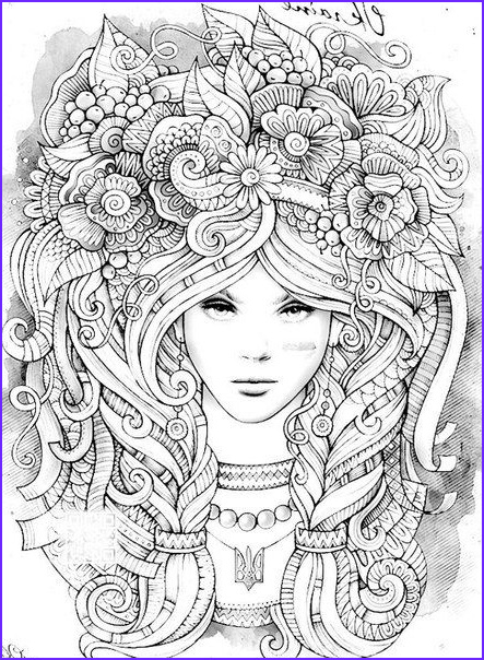 Therapy Coloring Books for Adults Luxury Photos Anti Coloring for Adults Art therapy Vk