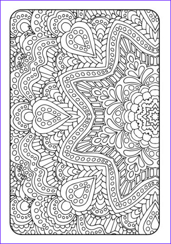Therapy Coloring Books for Adults Unique Photos Adult Coloring Book