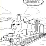 Thomas And Friends Coloring Pages Best Of Collection James Thomas & Friends Coloring Pages Hellokids