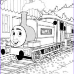 Thomas And Friends Coloring Pages Cool Gallery Thomas The Train And Friends Coloring Pages Online Free