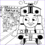 Thomas Coloring Book Beautiful Image 1000 Images About Thomas Colouring Pages On Pinterest