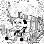 Thomas Coloring Book Beautiful Photos Printable Christmas Colouring Pages For Kids Thomas Winter