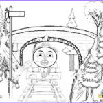 Thomas Coloring Book Cool Images January 2011