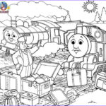 Thomas Coloring Book Elegant Stock Thomas Coloring Book Pages For Kids Printable Picture