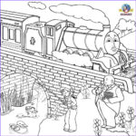 Thomas Coloring Book New Gallery Free Line Coloring Thomas And Friends Clipart Printable