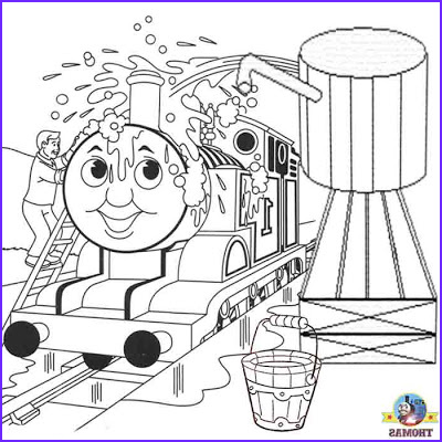 thomas train coloring pages for kids