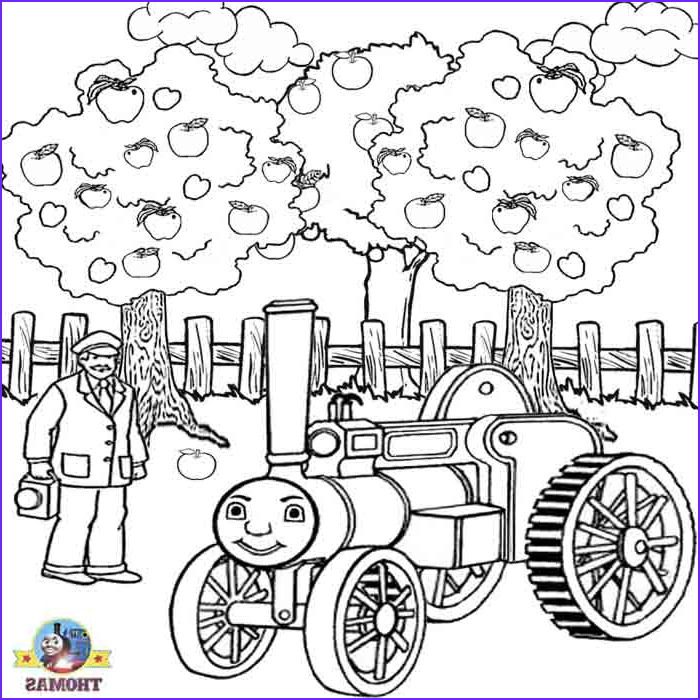 kids free online coloring pages thomas