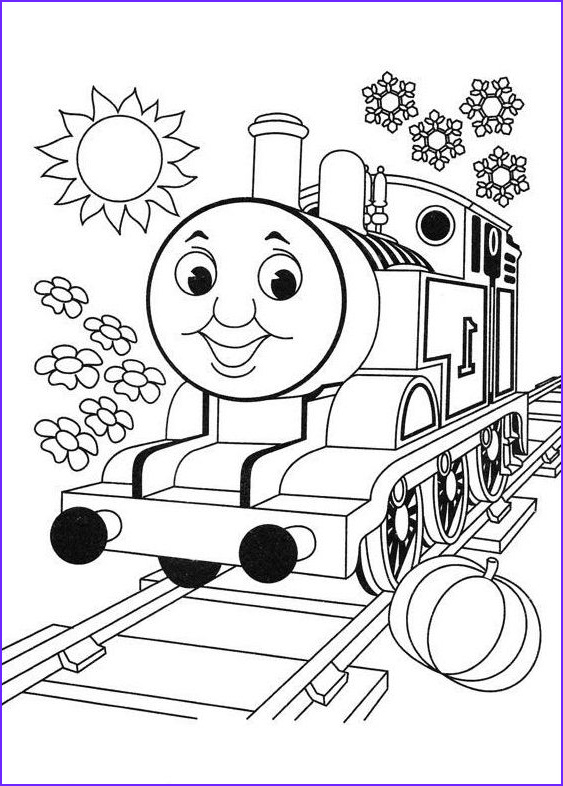 Thomas the Train Coloring Cool Photos top 20 Free Printable Thomas the Train Coloring Pages