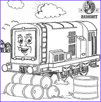 Thomas the Train Coloring New Photos Sel 10 Coloring Pages