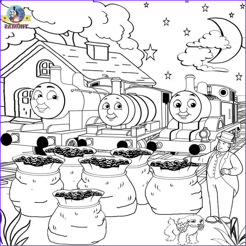 Thomas the Train Coloring New Photos Train Thomas the Tank Engine Friends Free Online Games and