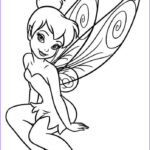 Tinkerbell Coloring Book Beautiful Photos Download And Print Free Tinkerbell Coloring Pages Girls