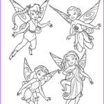 Tinkerbell Coloring Book Best Of Photos Free Printable Disney Fairies Coloring Pages For Kids